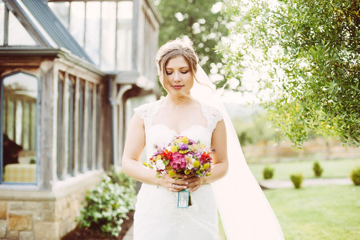 bride hair and makeup in kent