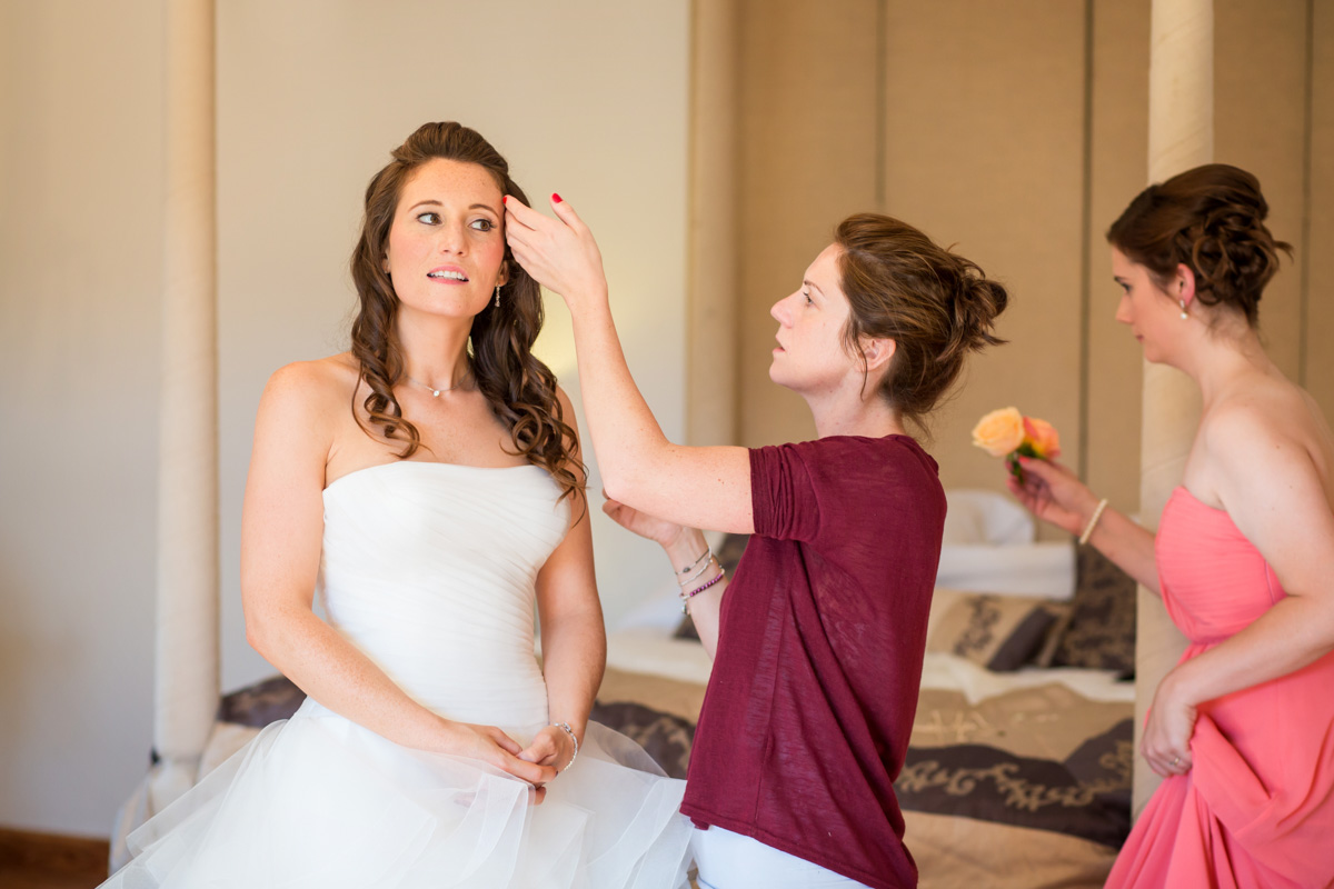Bride hair and makeup in Beckenham, kent