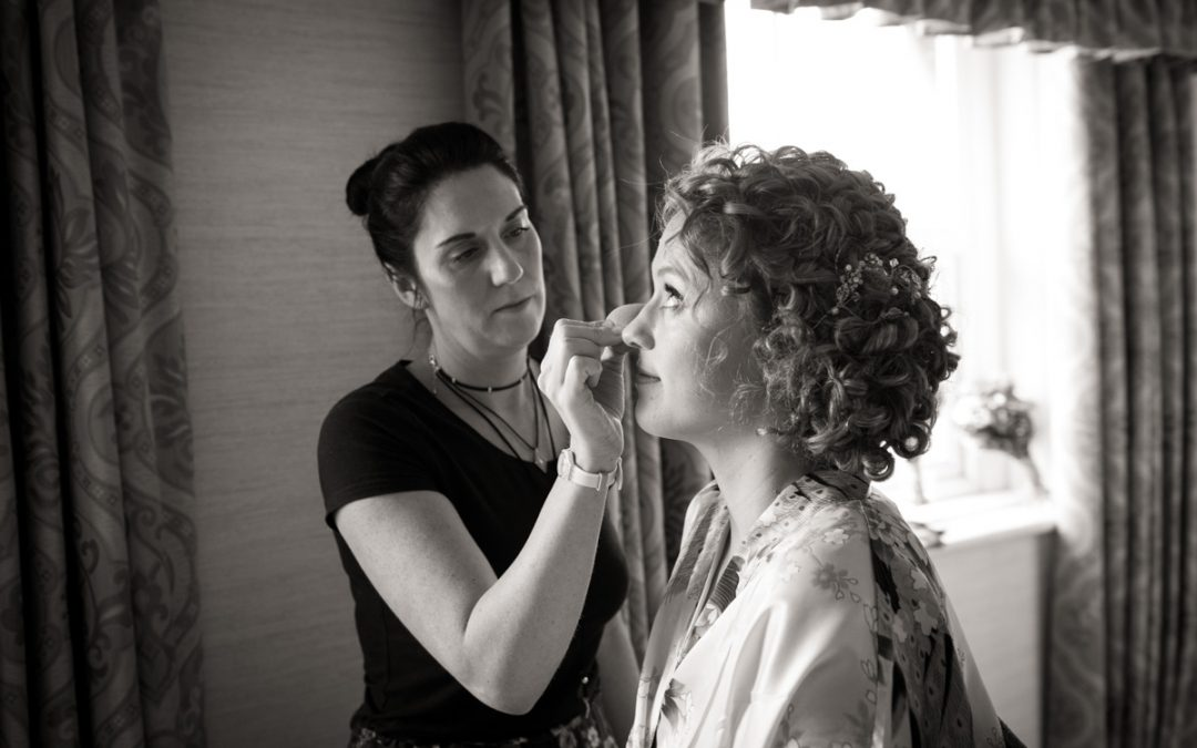 How to select your wedding hair & makeup artist