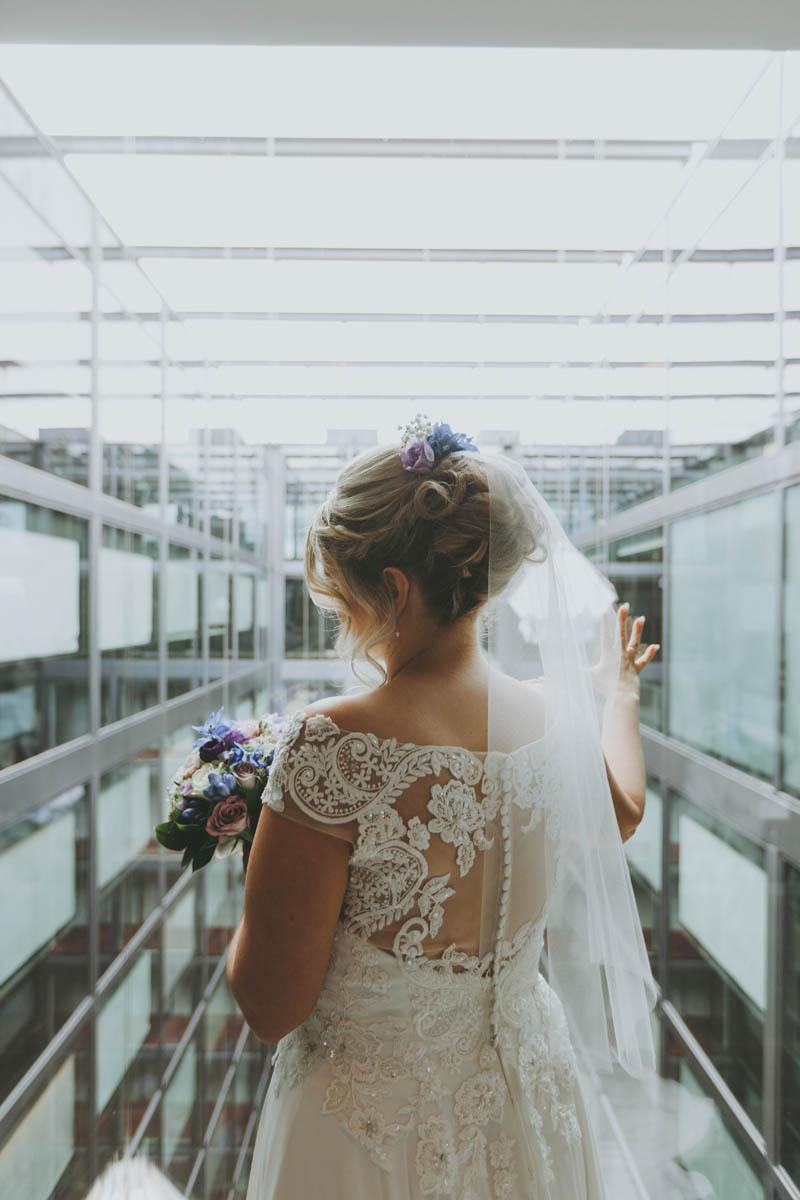 Special London Wedding Makeup - The Bride