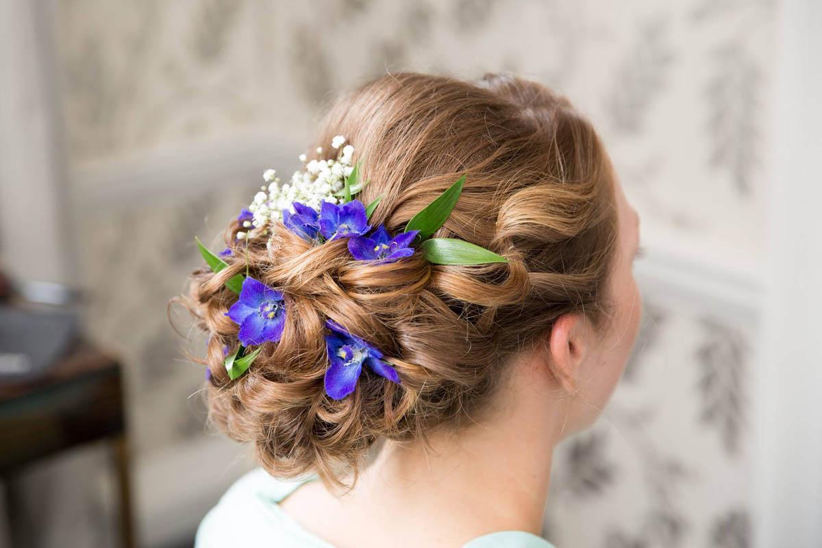 Wedding Hair & Makeup Questions