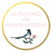 As featured on Magpie Wedding (1)