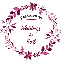 Featured on Weddings in Kent Logo