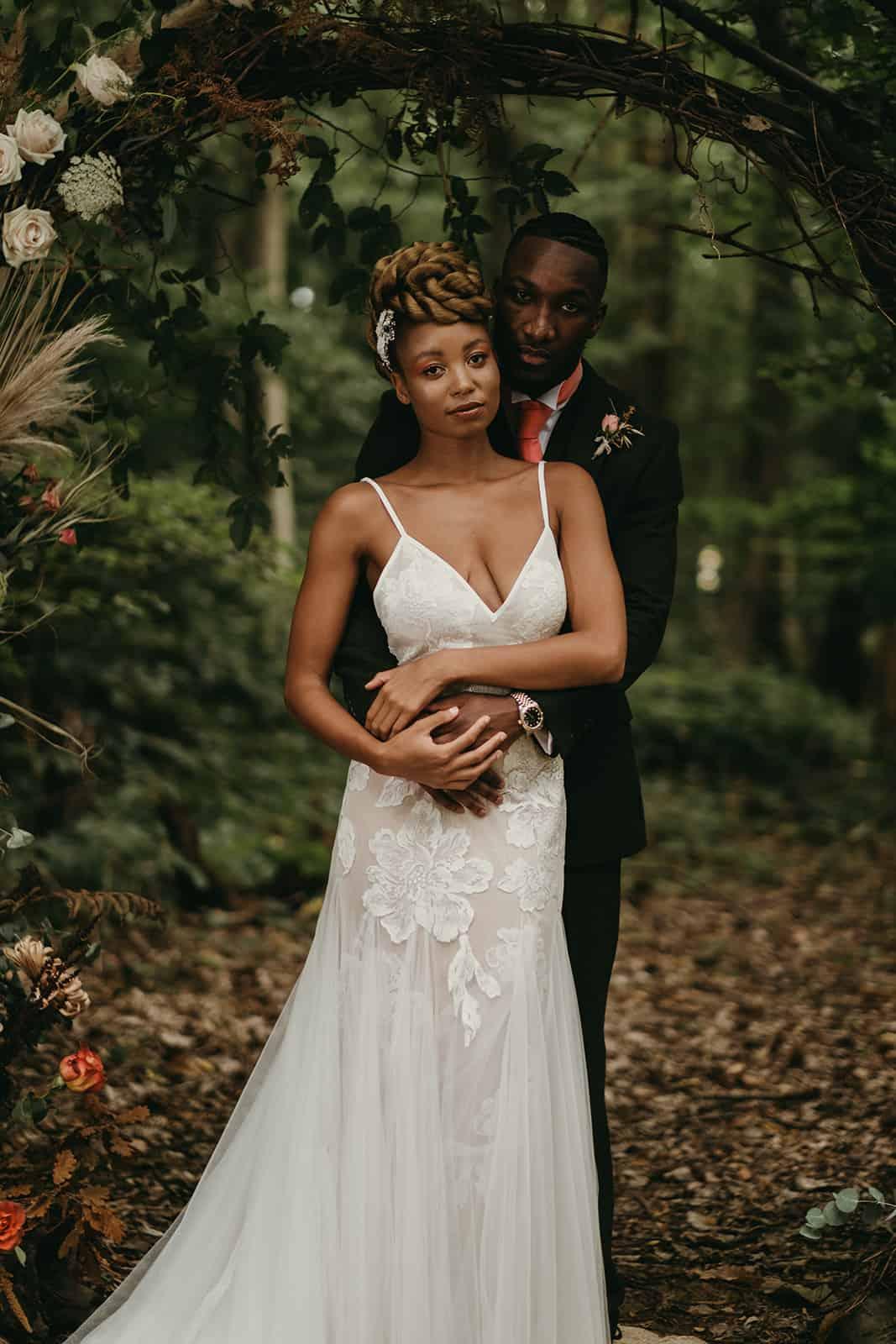 Boho wedding hair and makeup kent